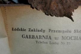 Garbarnia w Mochali, Mochala