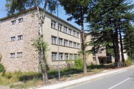 Opuszczona jednostka wojskowa, Ochryda, Macedonia