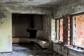 Opuszczony i niedokończony Dom , Siestrzeń