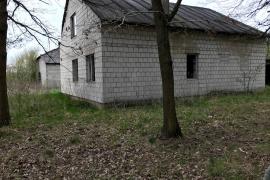 Opuszczone gospodarstwo Kołbiel