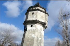 Kolejowa wieża ciśnień, Sochaczew