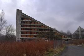 Opuszczony ośrodek wypoczynkowy Maciejka, Ustroń