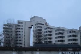 Opuszczona Ambasada Rosyjskich Dyplomatów, Warszawa