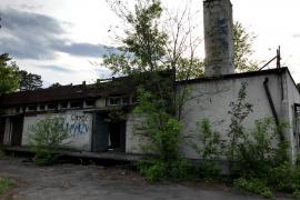 Opuszczone przedszkole, Otwock