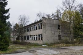 Jednostka 3422 - Opuszczona radziecka baza paliwowa