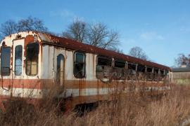 Opuszczona stacja kolei wąskotorowej, Dobra Nowogardzka