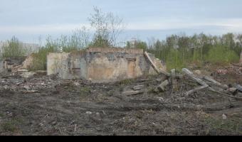 Pozostałości kompleksu budynków przemysłowych, Gliwice,