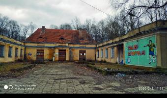 Kasyno wojskowe i szpital wojskowy, sulejówek