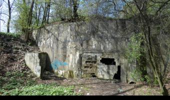 Opuszczony podziemny zbiornik wody, Bytom,