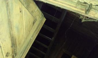 Opuszczony dom,