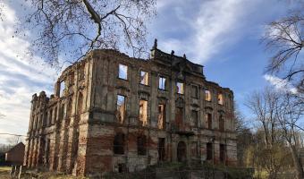 Pałac w krzydłowicach , krzydłowice