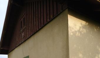 Budka dróżnika w Chomranicach,