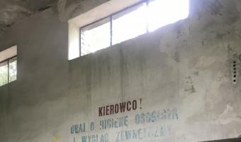 Baza Wojskowa Kompani Radiotechnicznej., Kotla,