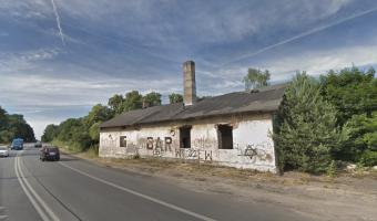 Opuszczony bar,