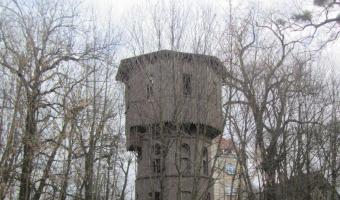 Wieża ciśnień, szamotuły