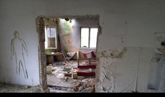 Opuszczony dom, Ustroń,