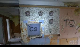 Opuszczony Dom Wczasowy Smrek, Wisła,