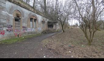 """Fort 51 """"Rajsko"""", Kraków,"""