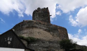 Zamek w Bolkowie,