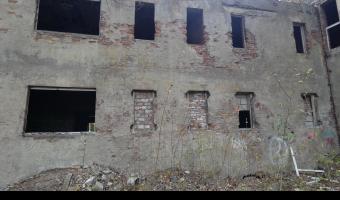 Opuszczona szkoła, Zabrze,