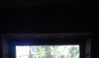 Porzucona nieskończona budowla - Czarna k/Wołomina,