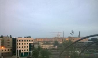 Opuszczony silos+ wieża ciśnień, Poznań,