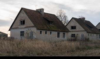 Żukowice - wymierająca wieś