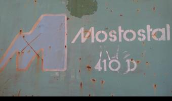 Pociągi Mostostalu,