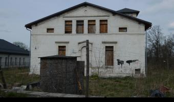 Neorenesansowy budynek dworu, należący do rodu Tieschowitzów, Zabrze,