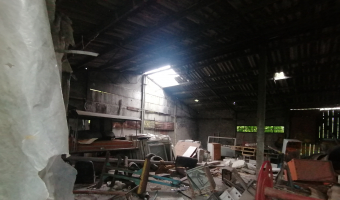 Opuszczony budynek