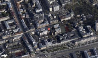 Opuszczona Kamienica, Foksal 15, Warszawa,
