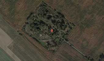 Opuszczona stacja radiolokacyjna, Dąbrówka Nowa,