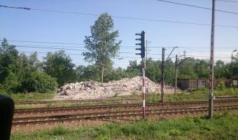Dworzec Kolejowy Jęzor , Sosnowiec,