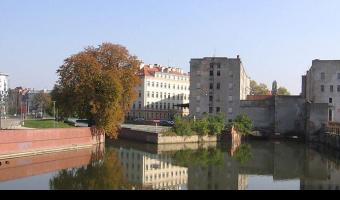 Młyn Maria Wyspy Młyńskie, Wrocław,