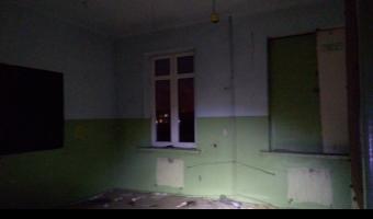 Opuszczony budynek soswu,