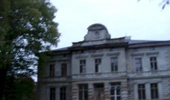 Pałac w Krzywaniu, Krzywań,