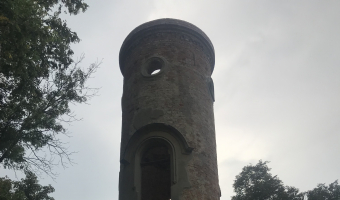 Ruiny pałacu w jakubowie, jakubów