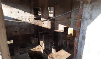 Opuszczony zakład utylizacji zwierząt - Stoki Duże,