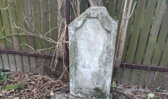 Pozostałości cmentarza ewangelickiego,
