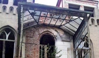 Pałac reiswitzów w wędryni, wędrynia