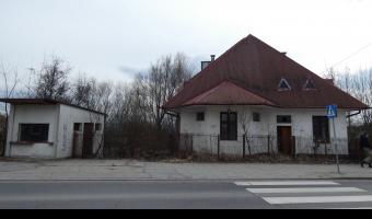 Opuszczona piekarnia, Kraków,