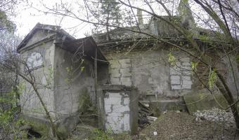 Dworek na Młocinach, Warszawa,