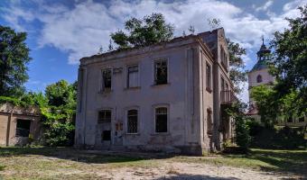 Ruiny Siedziby Towarzystwa Dobroczynności,