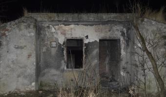 Wojskowa stacja radarowa, Las Bemowski, niedaleko Kwirynowa,