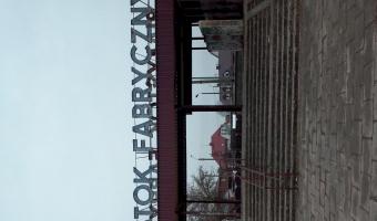 Dworzec Fabryczny, Białystok,
