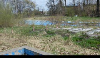 Opuszczone kąpielisko, Zabrze,