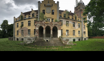 Pałac, Dobrowo,