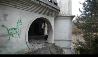 Opuszczona Willa w Wieliczce,