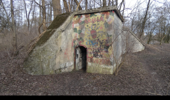 Fort 47 1/2 Sudół, Kraków,