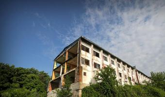 Ośrodek wypoczynkowy Klokočov, Klokočov, Słowacja,